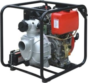 Electric High Pressure Water Pump pictures & photos