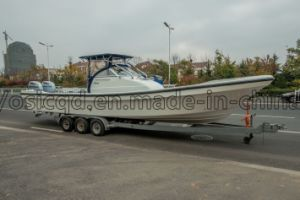 Panga Boat Fishing Boat FRP Boat Sw-35cc pictures & photos