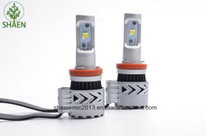 High Power Brightest CREE-Xhp 50 Auto LED Headlight 60W 6000lm pictures & photos
