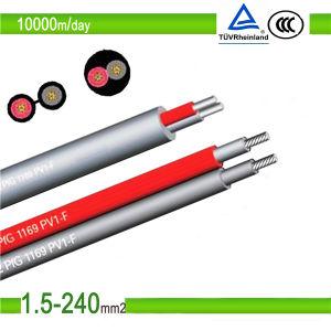 Solar PV Cable, 4mm Solar Cable, 6mm Solar Cable pictures & photos