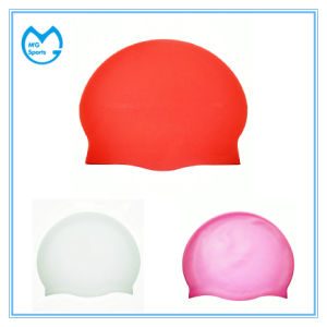 Adult Unisex Apparel & Accessories Silicone Sports Cap Swimming Hat pictures & photos