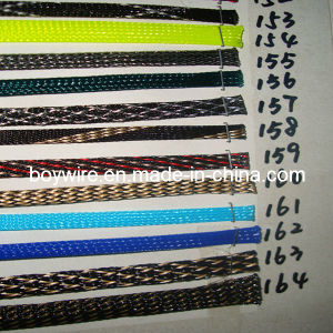 Expandable Braided Textile Cable Sleeving pictures & photos