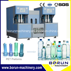 High Efficiency 100ml-2L Water Bottle Stretch Blow Molding Machine pictures & photos