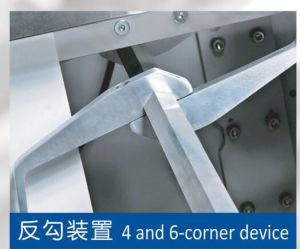 Automatic 4&6 Corner Folder Gluer (GK-1100GS) pictures & photos