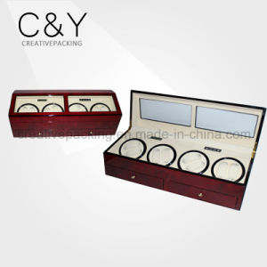 8 Winding Watches Piano Lacquer Watch Winder pictures & photos
