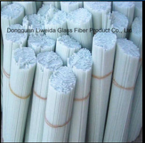 Environmental Fiberglass FRP GRP Material for Plant Stake/Pole pictures & photos