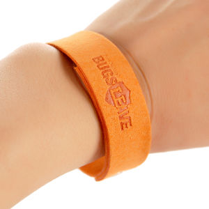 Orange Effective Mosquito Bracelet Mosquito Killer pictures & photos