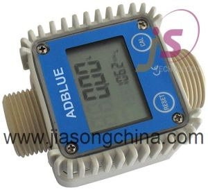 Adblue Turbine Urea Chemical Water Flow Meter pictures & photos