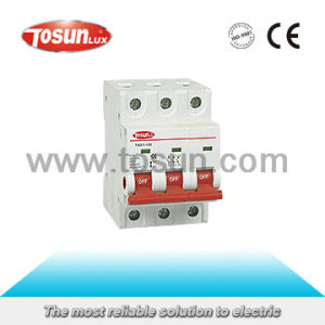 Tsg1-125 Isolating Switch for Individual Electric Circuits pictures & photos
