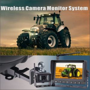 Wireless Monitor Camera System Parts for Volvo Truck (DF-766M2362) pictures & photos