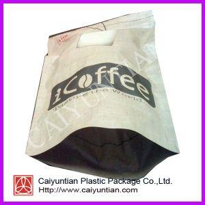 Coffee Bags/Kraft Paper Coffee Bag/Stand up Zipper Coffee Bag/Beautiful Coffee Zipper Bag