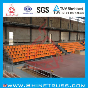 Retractable Stadium Bleacher Seats, Grandstand, Bench, Bleacher pictures & photos