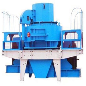 Vertical Shaft Impact Sand Making Machine with ISO Certificate pictures & photos