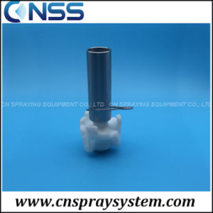 PTFE Tank Washer Small Flow Rate Tank Cleaning Nozzle pictures & photos