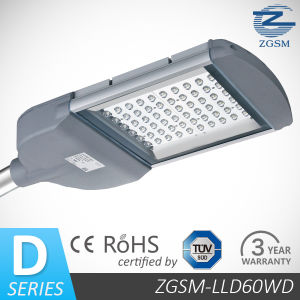 60W CE RoHS LED Street Light with Bridgelux LED Chip pictures & photos