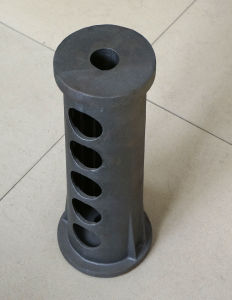 Construction Machinery Part, Seat Base for Steering Axle