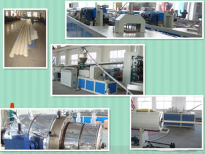 UPVC CPVC Plastic Making Machine pictures & photos