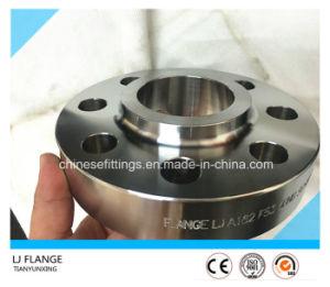 ASTM 600# A182 F53 Uns32750 Lap Joint Lj Flange pictures & photos