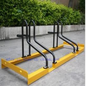 Floor Mounted Parking Bike Rack with Powder Coated (ISO approved) pictures & photos