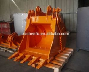 4 in 1 Ditching Bucket for Excavator Hydraulic Bucket pictures & photos