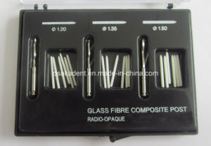 Dental Implant Post Quality Glass Fiber Composite Posts pictures & photos