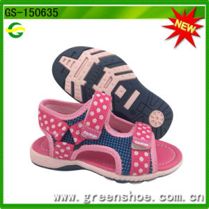 China Kids Sandals Factory (GS-150635) pictures & photos
