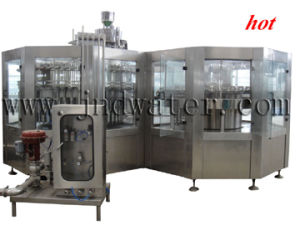 Carbonated Bottle Drinks Filling Machine pictures & photos