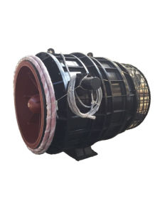 Submersible Pump with Impeller Built-in Rotor Type Axial Flow Pump pictures & photos