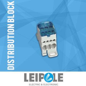 Transformer Components Power Supply Terminal Block Connectorukk80A Power Distribution Box pictures & photos