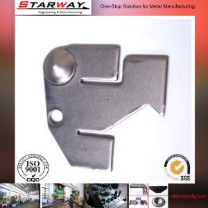 Aluminium Sheet Metal Stamping Parts pictures & photos