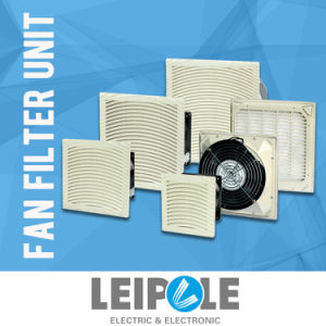 Fk8921 China Top 1 Selling Panel Fan Filter Cabinet Ventilation Fan  Filter pictures & photos