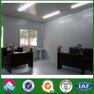 2015 Prefabricated Lightweight EPS Sandwich Cement Board House pictures & photos