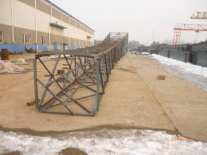 Tubular and Angle Easy-Installation Steel Tower (Galvanized) pictures & photos