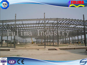 Turn-Key Steel Structure Warehouse/Workshop/Building pictures & photos