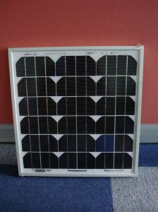 20W Solar Panel for Solar Lighting System pictures & photos