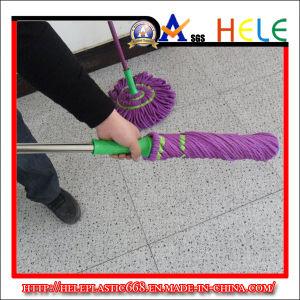 Microfiber Floor Twist Mop (HL3202) pictures & photos