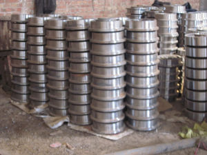 Cast Iron Wheel / Cast Steel Wheel for Kiln pictures & photos
