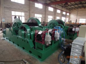 Wire Pull Winch with Hydraulic Brake pictures & photos