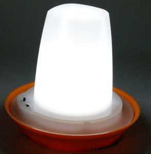 Solar LED Camping Lantern Lamp Light with PCB Protection pictures & photos
