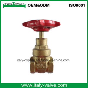 OEM&ODM Quality Brass Forged Full Bore Gate Valve (AV4052) pictures & photos
