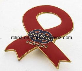 Metal Soft Enamel Badge on Logo (LP-22)