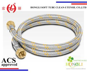 Hl2154 Stainless Steel Braided Gas Flexible Hose pictures & photos