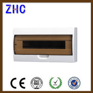 24 Ways ABS Surface Mounted IP65 Plastic Distribution Box pictures & photos