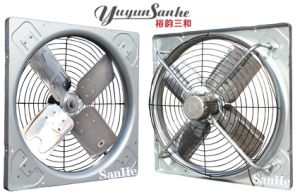 Hanging Ventilation Fan Motor Direct Drive High Efficiency pictures & photos
