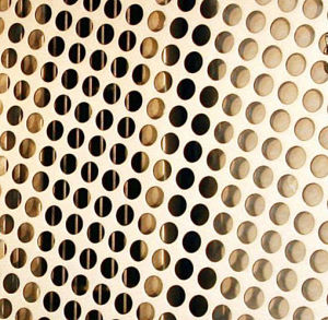 Factory Punched Mesh Perforated Metal pictures & photos