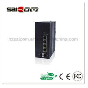 Saicom 1000m 2Gx+4Ge Industrial Unanaged Gigbit Fiber Network Switch pictures & photos