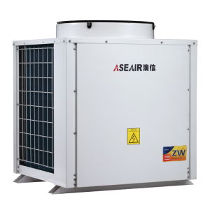 Commercial Heat Pump Water Heater with Hot Water Generation 210 Liters Per Hour