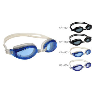 Anti-Fog Racing Goggles (CF-4200) pictures & photos