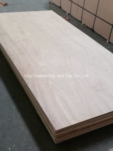 Bintangor/Okoume/Red Pencil Ceder Commercial Plywood for Furniture or Decoration pictures & photos