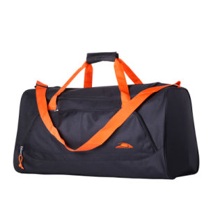 Promotion Cheap Men′s Polyester Travel Bag pictures & photos